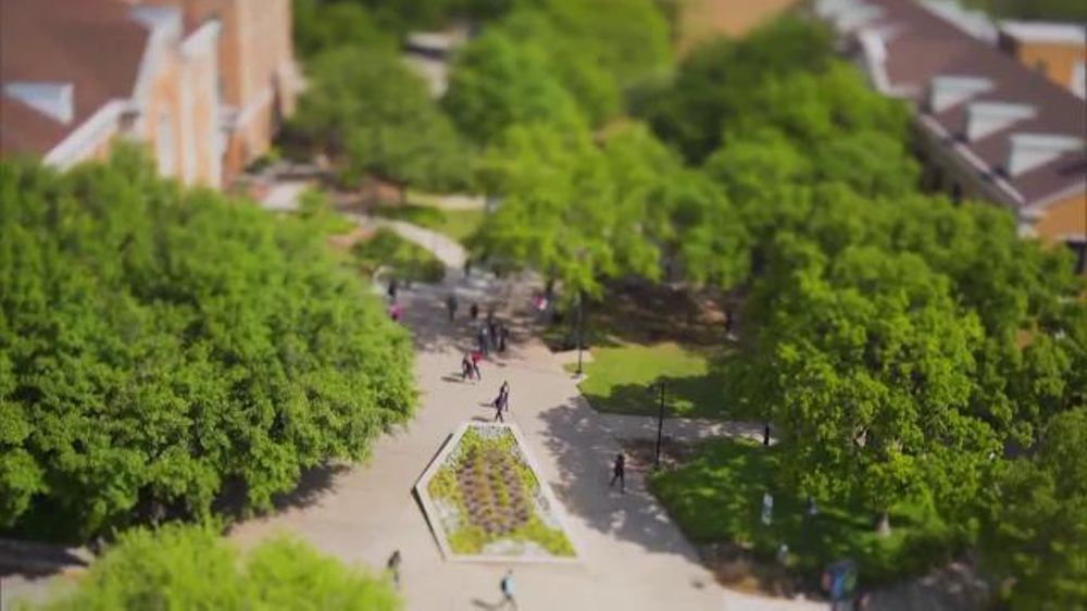 University of North Texas TV Commercial, 'Soar to New Heights at UNT'