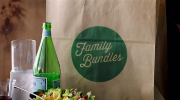 Carrabba's Grill Family Bundles TV Spot, 'Carry Out Without the Compromise' - Thumbnail 3