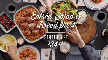 Carrabba's Grill Family Bundles TV Spot, 'Carry Out Without the Compromise' - Thumbnail 6