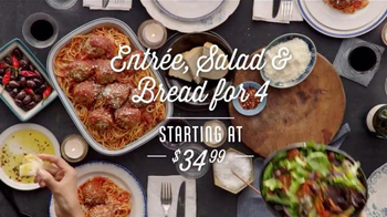 Carrabba's Grill Family Bundles TV Spot, 'Carry Out Without the Compromise' - Thumbnail 7