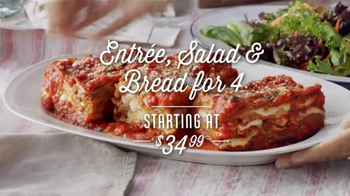 Carrabba's Grill Family Bundles TV Spot, 'Carry Out Without the Compromise' - Thumbnail 8