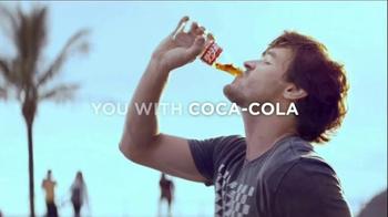 Coca-Cola TV Spot, 'Carma Summer: Trademark' - Thumbnail 7