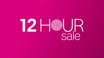 Ashley Furniture Homestore 12 Hour Sale TV Spot, 'Clock Is Ticking' - Thumbnail 3