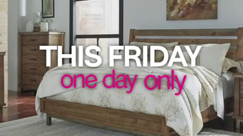 Ashley Furniture Homestore 12 Hour Sale TV Spot, 'Clock Is Ticking' - Thumbnail 4