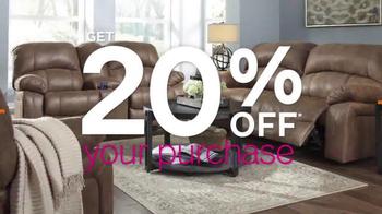 Ashley Furniture Homestore 12 Hour Sale TV Spot, 'Clock Is Ticking' - Thumbnail 5