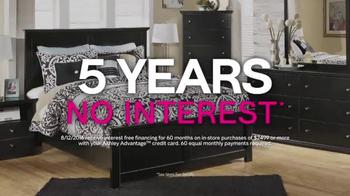 Ashley Furniture Homestore 12 Hour Sale TV Spot, 'Clock Is Ticking' - Thumbnail 6