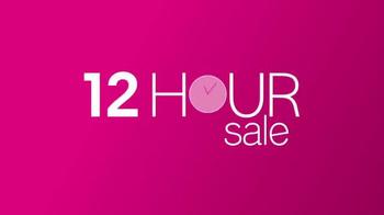 Ashley Furniture Homestore 12 Hour Sale TV Spot, 'Clock Is Ticking' - Thumbnail 7