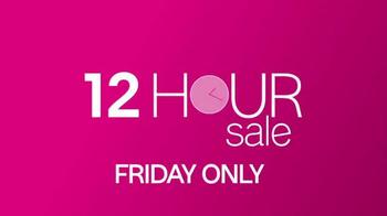 Ashley Furniture Homestore 12 Hour Sale TV Spot, 'Clock Is Ticking' - Thumbnail 8