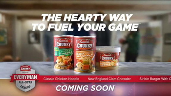 Campbell's Chunky Soup TV Spot, 'Fuel the EveryMan' Featuring Drew Brees - Thumbnail 7
