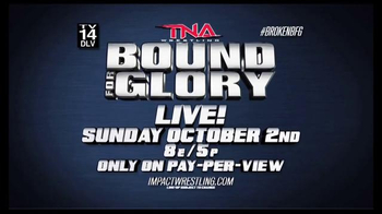 Pay-Per-View TV Spot, '2016 Bound for Glory' - Thumbnail 4