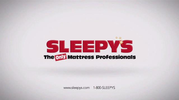 Sleepy's TV Spot, 'Ever Sealy on Sale' - Thumbnail 9
