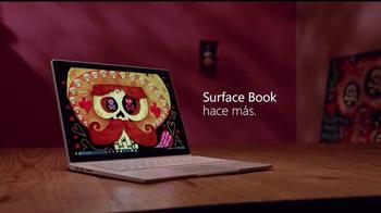 Microsoft Surface Book TV Spot, 'Los animadores Jorge y Sandra' [Spanish] - Thumbnail 10