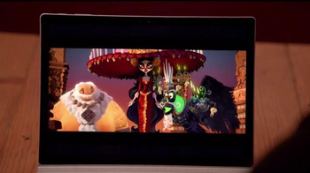 Microsoft Surface Book TV Spot, 'Los animadores Jorge y Sandra' [Spanish] - Thumbnail 8