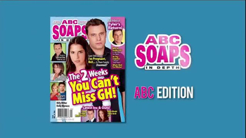 ABC Soaps In Depth TV Spot, 'You Can't Miss General Hospital' - Thumbnail 3