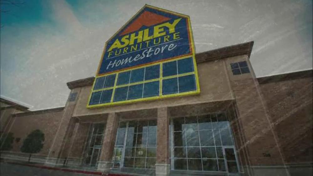 Ashley Furniture Homestore TV Commercial, U00272016 Back To School: Final  Weekendu0027   ISpot.tv