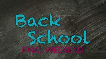 Ashley Furniture Homestore TV Spot, 'Back to School: Final Weekend' - Thumbnail 1
