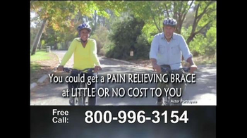 Health Alert Hotline TV Spot, 'Chronic Pain'