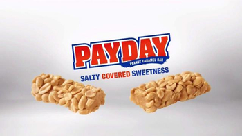 Payday TV Spot, 'Salty Covered Sweetness: Customer Service' - Thumbnail 1