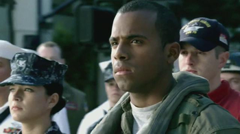 U.S. Navy TV Spot, 'The Shield' - Thumbnail 7