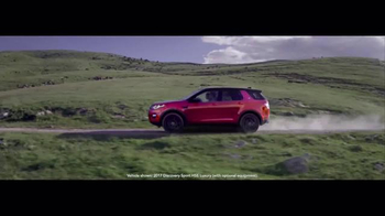 Land Rover Discovery Sport TV Spot, 'Adventure. It's in Our DNA' - Thumbnail 6