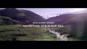 Land Rover Discovery Sport TV Spot, 'Adventure. It's in Our DNA' - Thumbnail 7