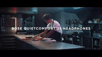 Bose QuietComfort 35 TV Spot, 'Words to Work By: Chef Kristen Kish' - Thumbnail 10