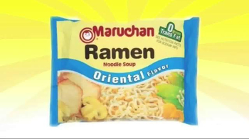 Maruchan TV Spot, 'Ramen Revolution Tour' - Thumbnail 6