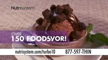 Nutrisystem Turbo10 TV Spot, 'Back to School: Make Some Time' - Thumbnail 4