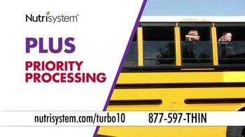Nutrisystem Turbo10 TV Spot, 'Back to School: Make Some Time' - Thumbnail 7