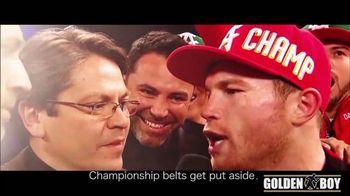 WBO Junior Middleweight World Championship TV Spot, 'Canelo vs. Smith'