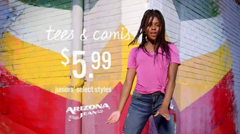 JCPenney Back to School TV Spot, 'Jeans and Shirts' - Thumbnail 5
