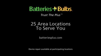 Batteries Plus Bulbs TV Spot, 'Energy-Saving Bulbs' - Thumbnail 9