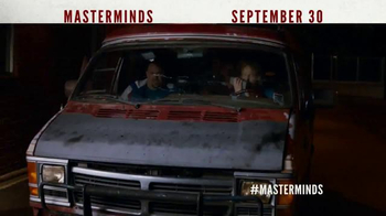 Masterminds - Alternate Trailer 3