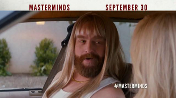 Masterminds - Alternate Trailer 3