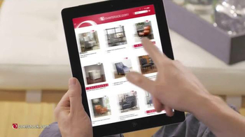 Overstock.com End of Summer Clearance Event TV Spot, 'Home Furnishings' - Thumbnail 4