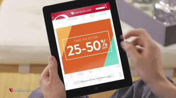 Overstock.com End of Summer Clearance Event TV Spot, 'Home Furnishings' - Thumbnail 6