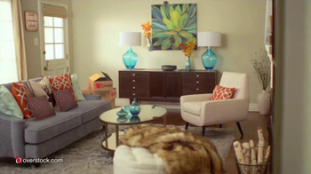 Overstock.com End of Summer Clearance Event TV Spot, 'Home Furnishings' - Thumbnail 7