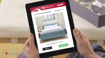 Overstock.com End of Summer Clearance Event TV Spot, 'Home Furnishings' - Thumbnail 8