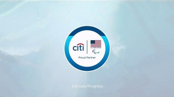 Citi TV Spot, 'From a Veteran to a Paralympic Gold Medalist' Ft Brad Snyder - Thumbnail 10