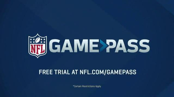 NFL Game Pass TV Spot, 'How to Watch Live NFL Preseason Football' - Thumbnail 10