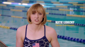 Pool Safely TV Spot, 'Swim Lessons' Featuring Katie Ledecky - Thumbnail 3
