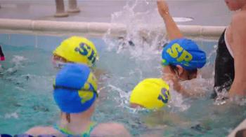Pool Safely TV Spot, 'Swim Lessons' Featuring Katie Ledecky - Thumbnail 4