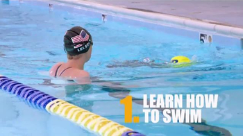 Pool Safely TV Spot, 'Swim Lessons' Featuring Katie Ledecky - Thumbnail 5