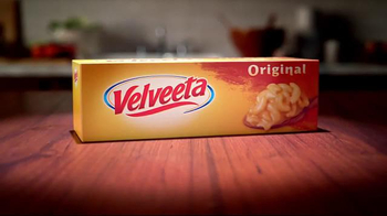 Velveeta Mini Blocks TV Spot, 'Perfect Portion'
