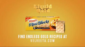 Velveeta Mini Blocks TV Spot, 'Perfect Portion' - Thumbnail 3
