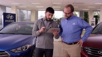 Hyundai Elantra & Sonata TV Spot, 'The Boss' - Thumbnail 1