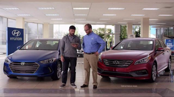 Hyundai Elantra & Sonata TV Spot, 'The Boss' - Thumbnail 2
