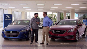 Hyundai Elantra & Sonata TV Spot, 'The Boss' - Thumbnail 4