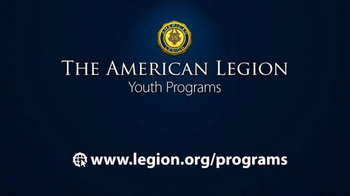 The American Legion Youth Programs TV Spot, 'Healthy Activities' - Thumbnail 9
