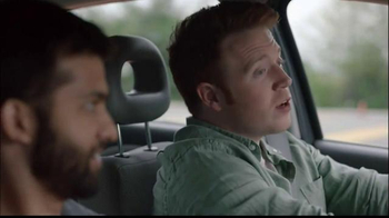 NFL Fantasy Football TV Spot, 'Friends Don't Small Talk: Car' - Thumbnail 1